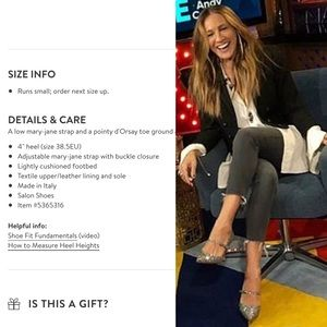 SJP by Sarah Jessica Parker Shoes - SJP Collection Nirvana Mary Janes
